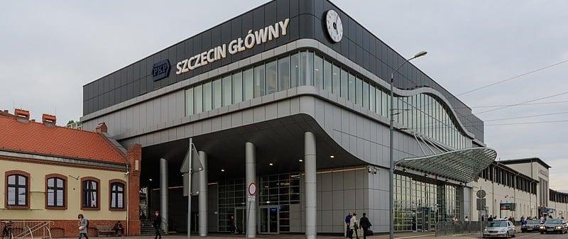 Estación central de Szczecin - Dónde dormir en Szczecin