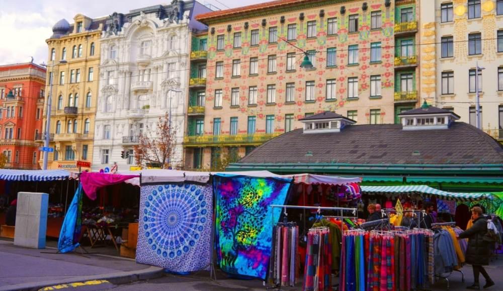 Mejor zona donde alojarse en Viena - Mariahilf