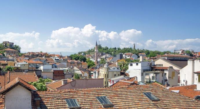 Mejores zonas donde dormir en Plovdiv, Bulgaria - Kapana