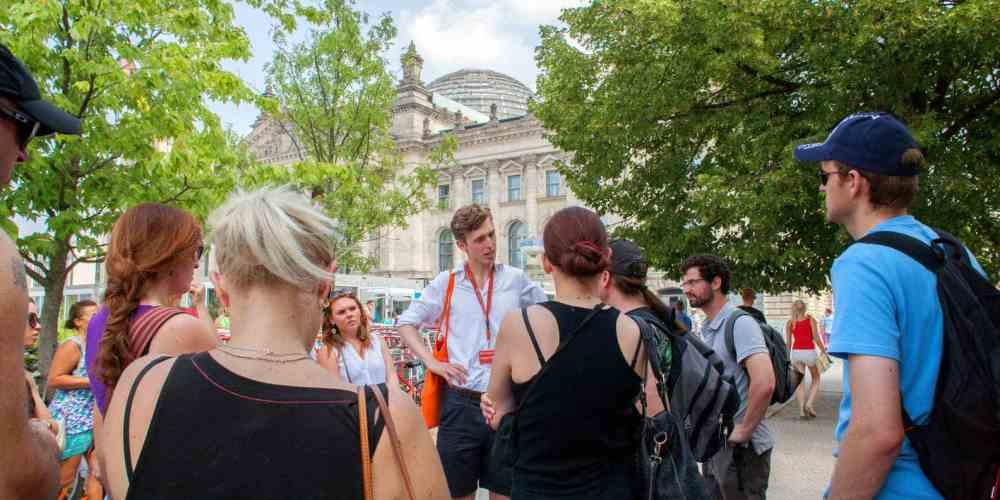 Tour a pie en español del Tercer Reich en Berlín