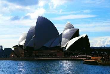 Visitar la Ópera de Sydney