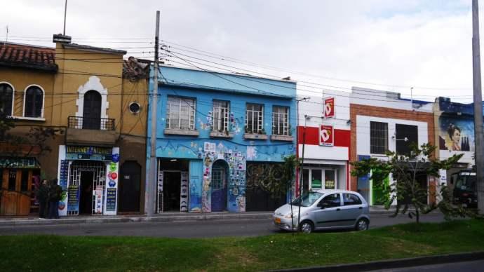 Barrios de Bogotá - Teusaquillo