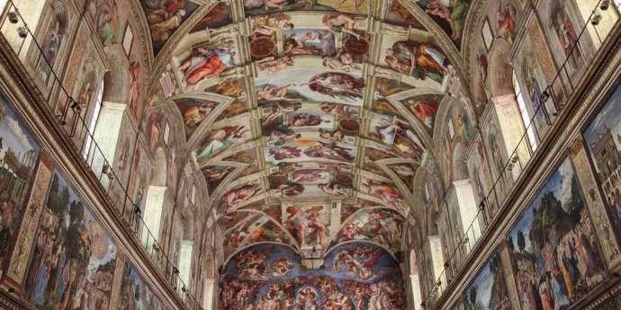 Capilla Sixtina - Iglesias de Roma