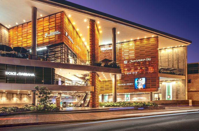Centros comerciales de Bogotá