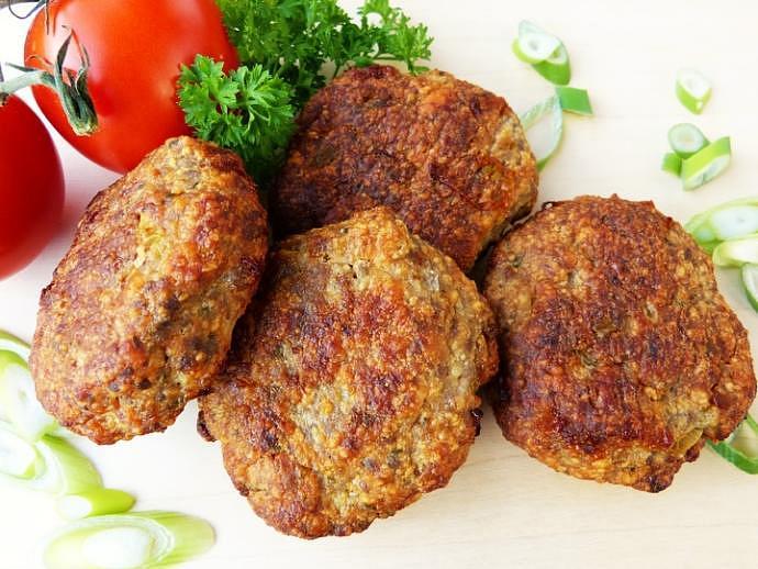 Fallafel - Comida libanesa