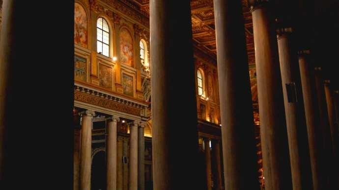 Iglesias de Roma - Santa María Maggiore