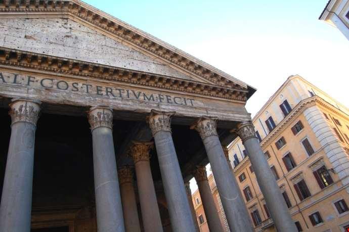 Qué iglesias ver en Roma - Panteón de Agripa