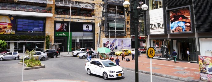 Zona T - Barrios de Bogotá