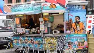Dónde dormir en Ámsterdam para vida nocturna - De Pijp, uno de los barrios hipster de Ámsterdam