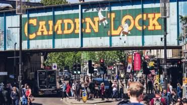 Dónde dormir en Londres para salir de marcha - Camden Town
