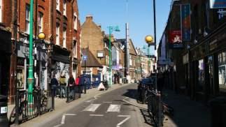 Mejores zonas donde dormir en Londres para vida nocturna - Shoreditch