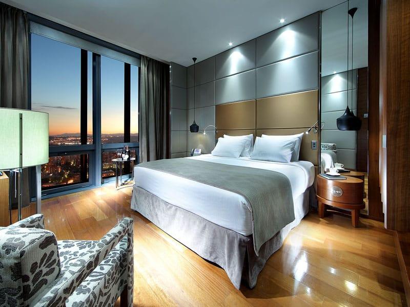 Hotel Madrid Tower foto habitacion Inspiracion al cuadrado