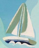 Barca veleiro