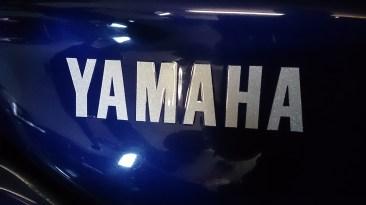 Yamaha XJ 600 November 2016