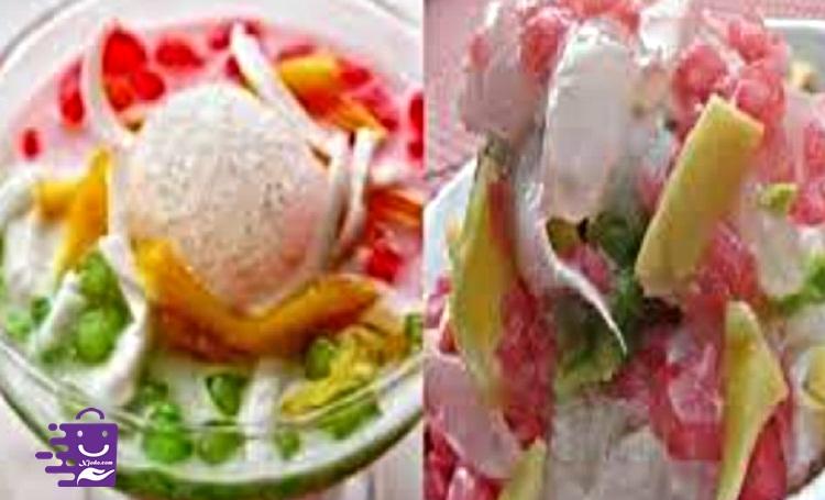 Minuman Segar Es Jelly Vietnam