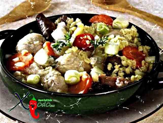 Sup Ayam Kacang Hijau Aneka sup indonesia