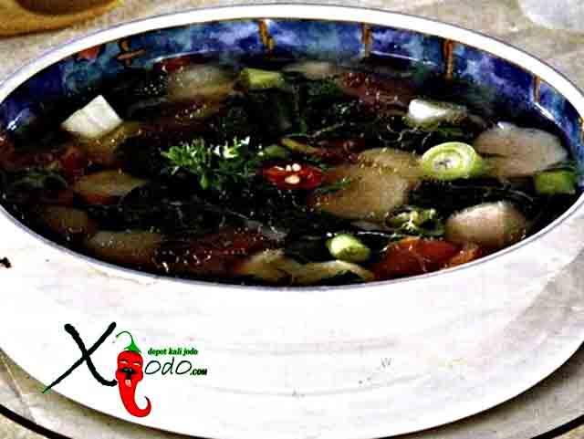 Sup Bakso Udang