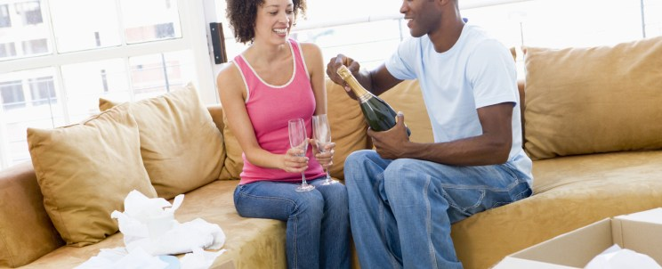 moving in together, living together, shacking up