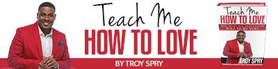 Teach Me How To Love 400x100