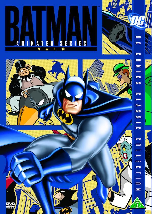 animated series 1992 movie posters