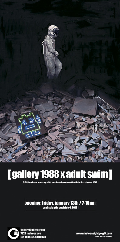 gallery 1988 adult swim flier