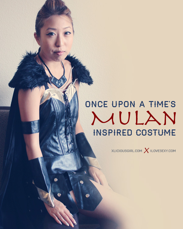 once upon a time mulan halloween inspired costume ilovesexy.com