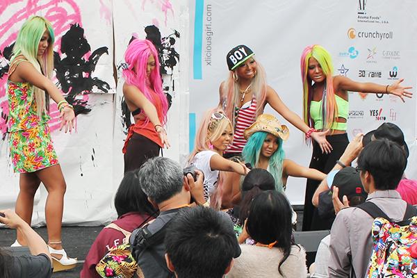 black diamond gyaru circle j-pop summit
