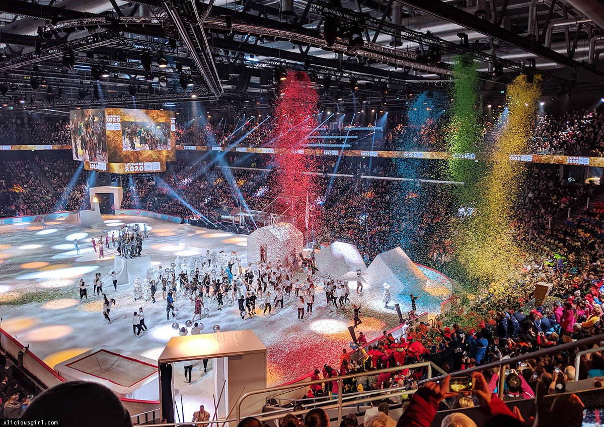 lausanne youth olympics 2020 opening ceremony