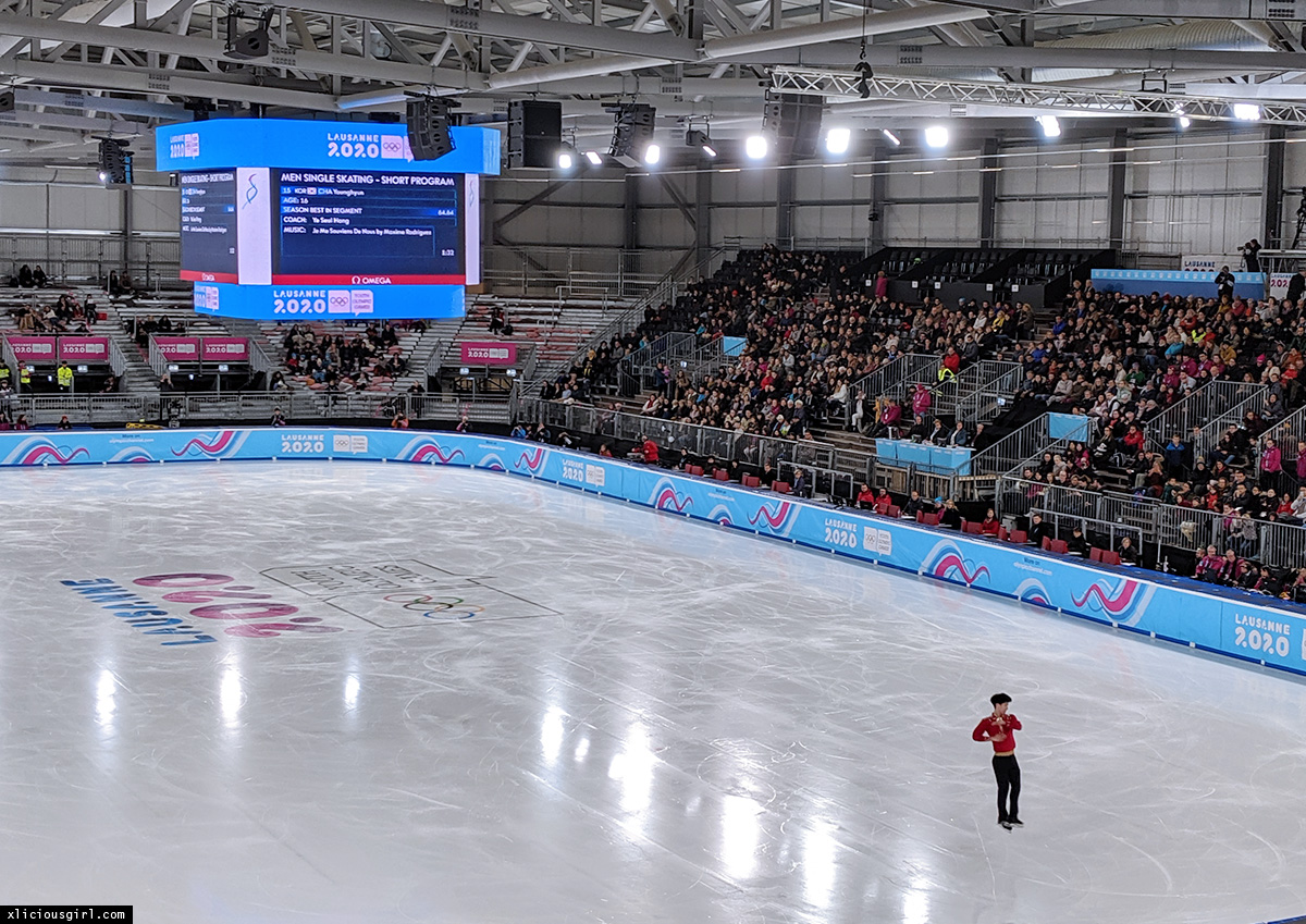 lausanne youth olympics 2020 figure skating