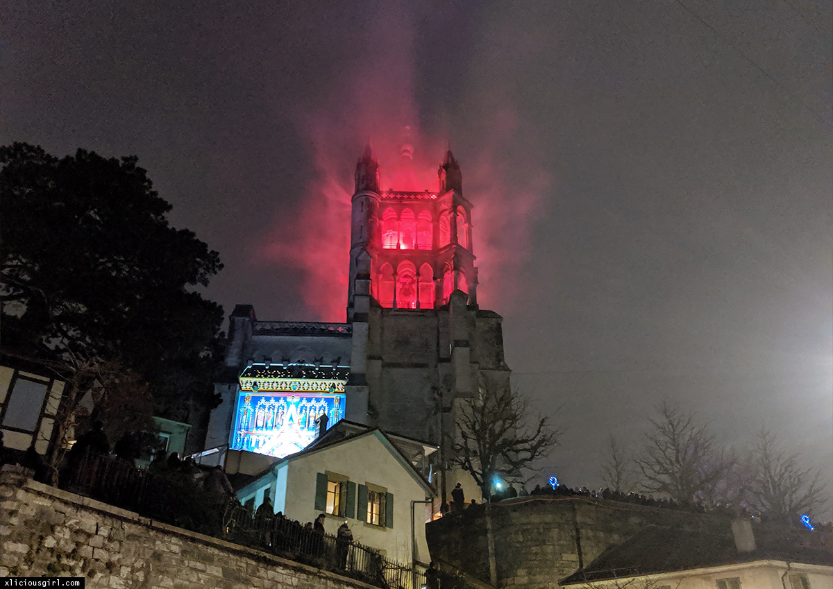 lausanne cathedral new years eve
