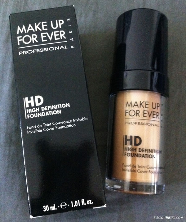 makeup forever liquid foundation review