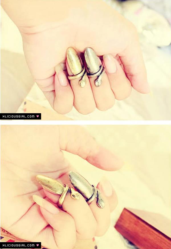 ebay nail ring