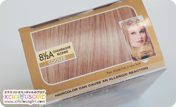 Loréal Superior Preference Champagne Blonde Hair Dye Review