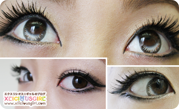 1 day acuvue define circle lens review