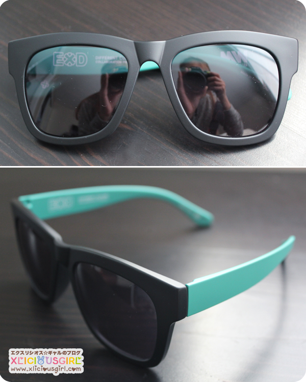 exd korean sunglasses kpop lens