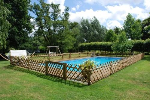 Outdoor Liner Pool