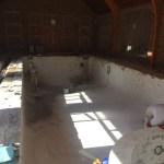 Indoor Swimming Pool Renovation In Progress