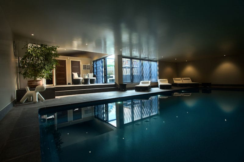 How much does it cost to build an indoor swimming pool for How to build an indoor pool