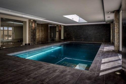 Premium Luxury Indoor Pool