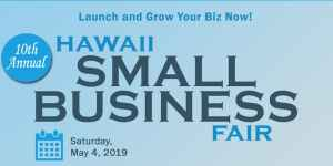 2019 spring hawaii small business fair