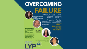 XLR8HI - Overcoming Failure Leading Young Professionals (STARTUP EVENTS HAWAII STARTUP PARADISE)