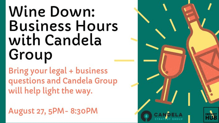 Wine Down: Business Hours with Candela Hawaii XLR8HI - Website Events (STARTUP PARADISE EVENTS HAWAII) (2)