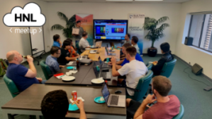 XLR8HI - Cloud Honolulu (STARTUP PARADISE EVENTS HAWAII)