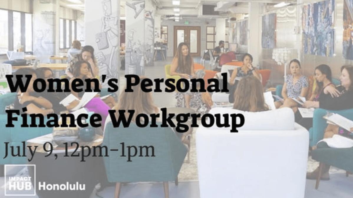 women's personal finance hawaii