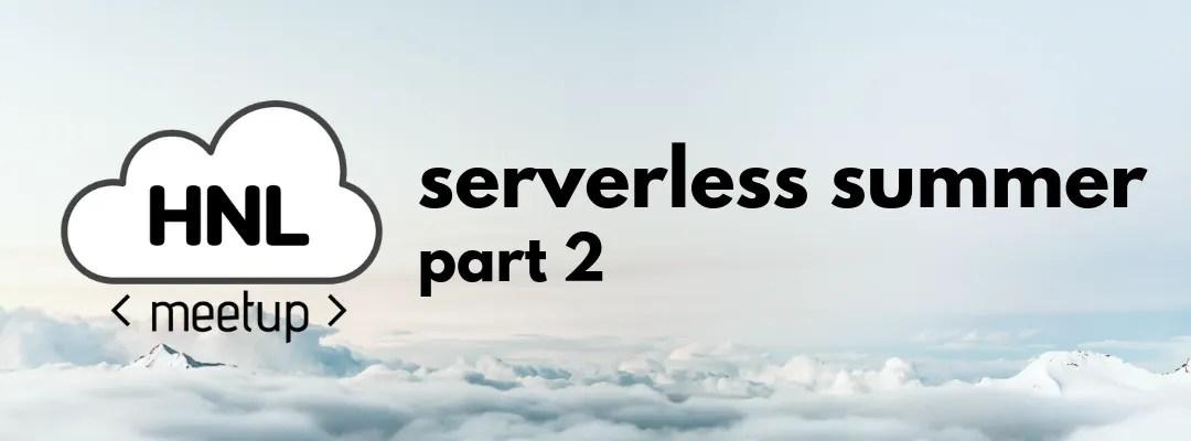 Cloud Honolulu Serverless XLR8HI - Website Events (STARTUP PARADISE EVENTS HAWAII) (2)