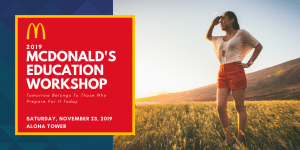 McDonald's Event Social - Twitter (1)