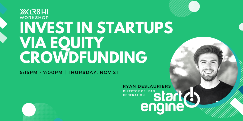 Invest in Startups via Equity Crowdfudning Banner Image Mobile Start Engine