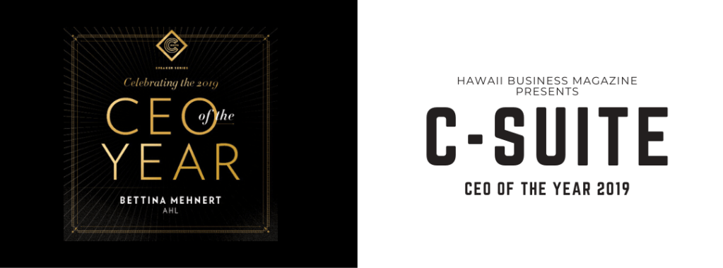 C-Suite: CEO of the Year