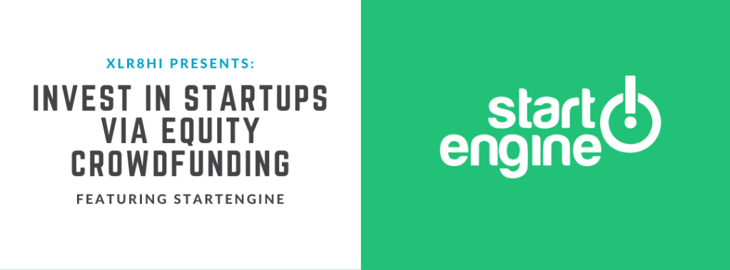 Invest in Startups via Equity Crowdfunding StartEngine