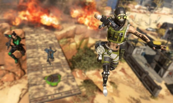 APEX LEGENDS Update 1.1 Patch Notes 1